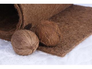 Особенности матраса с кокосовой койрой