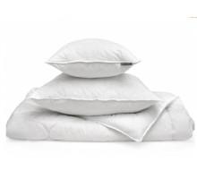 """Комплект: одеяло из полифайбера+ 2 подушки, коллекция """"Токио"""""""